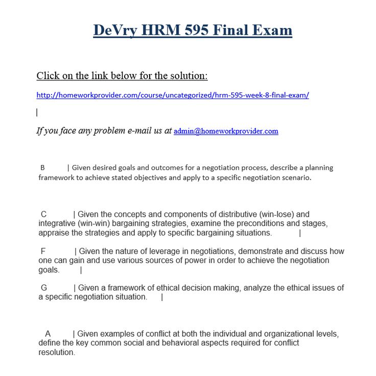 hrm 587 final exam devry Devry hrm 592 ( training and development ) entire course devry hrm592 week 1 discussion hrm 587 final exam hrm 590 hrm 590 final exam hrm 592 hrm 592 final exam hrm 593 hrm 593 final exam hrm 593 midterm hrm 594 hrm 594 final exam hrm 595 final exam.