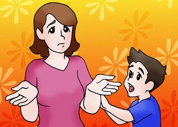 Πώς να μην με διακόπτει το παιδί