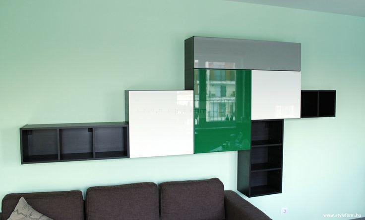 Styleform.hu - Nappal fali szekrény