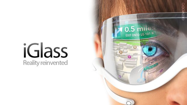 Would Apple iGlass Be Better Than Google's Glasses? --- iGlasses ~ EyeGlasses.. think of the confusion