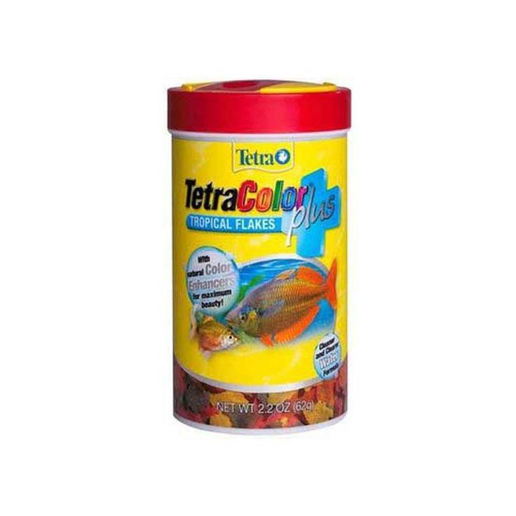 USA Tetracolor Plus Tropical Fish Food 1 Oz
