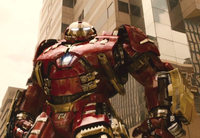 EPIC SECOND TRAILER FOR 'AVENGERS: AGE OF ULTRON' IS HERE