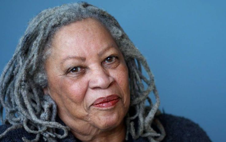 This is precisely the time when artists go to work. There is no time for despair, no place for self-pity, no need for silence, no room for fear. We speak, we write, we do language. That is how civilizations heal. Toni Morrison  (Courtesy  Alfred A. Knopf)