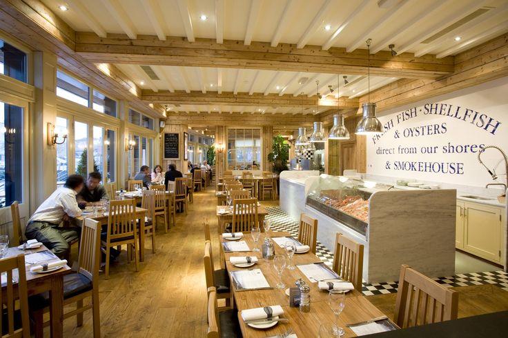 Loch fyne restaurant newhaven edinburgh scotland a