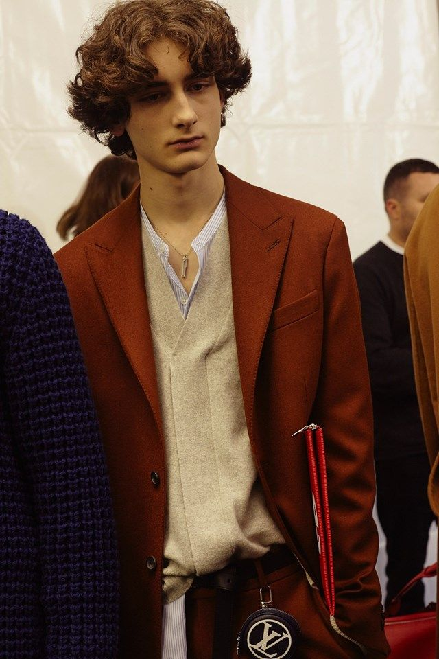Louis Vuitton AW17 Menswear Paris Dazed