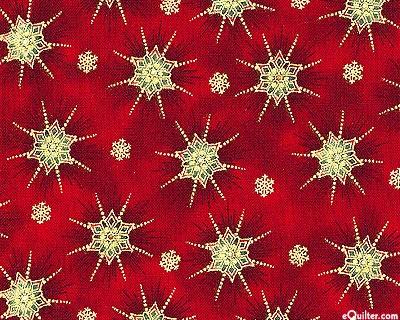 Holiday Flourish..Kaufman Fabrics