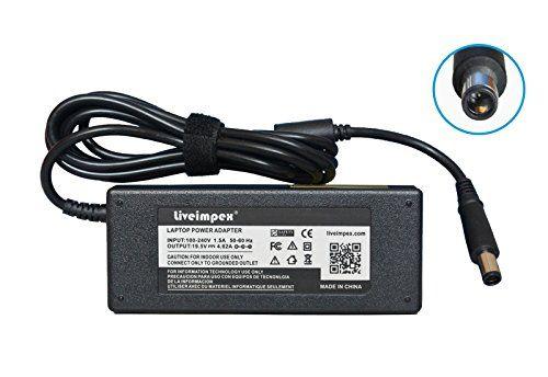 12 Ft 90W Smart AC Adapter Laptop Charger for Dell Latitude 3330 E7440 E7240 E6540 E6330 E5540 E5440; 12 7000; 14 3000 5000 3421 3440; 15 3000 3521 3540; Alienware M17x; Precision M4700;