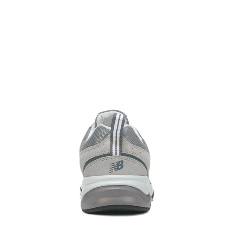 New Balance Men's 609 V3 Memory Sole X-Wide Sneakers (Light Grey) - 14.0 4E