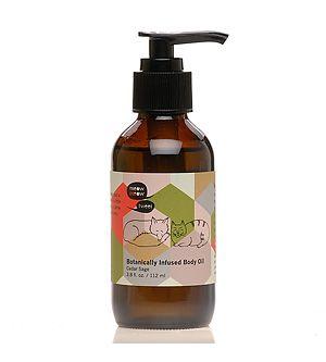 Meow Meow Tweet - Cedar Sage Body Oil - 3.8 oz