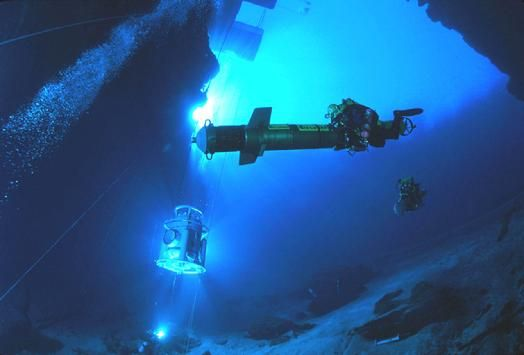 Bahama Cave Diving and Technical Diving Adventures