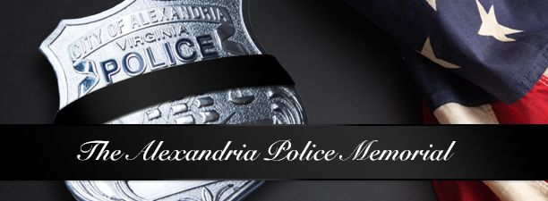 Please support the The Alexandria Police Memorial Foundation
