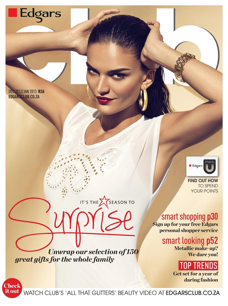 December-January 2013 #EdgarsClub magazine