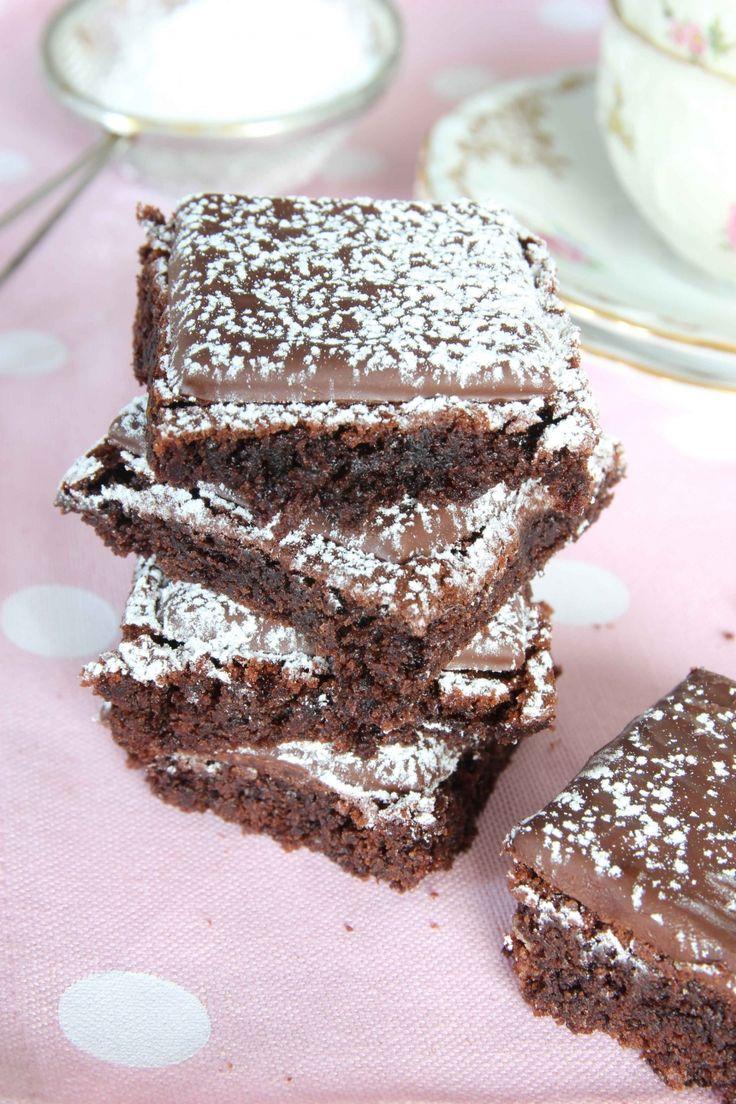 After Eight-brownies | Tidningen Hembakat