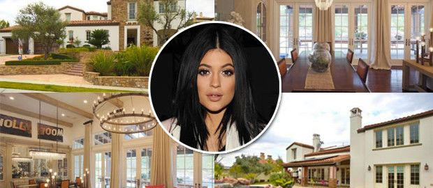 Before and After of Kylie Jenner Home Renovation
