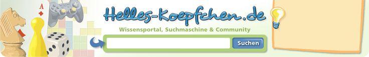Online Spiele auf Helles-Koepfchen.de