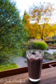 Heiße Schokolade - ein Seelentröster