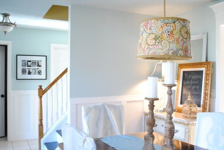 Dining Room Sherwin Williams Copen Blue: 1000+ Images About Living/dining Room Ideas On Pinterest