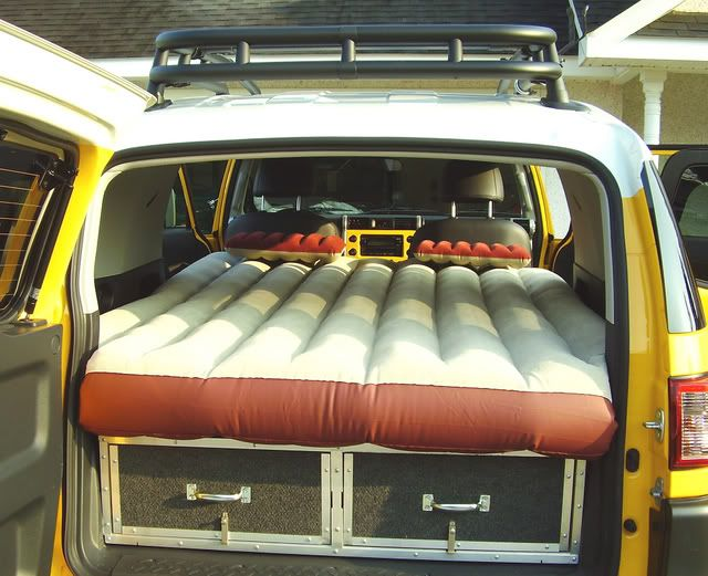 Rear Storage Solutions (12 Articles)   Toyota FJ Cruiser Forum