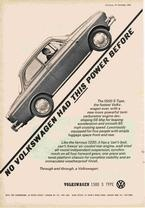 Fantastic old car adverts!: Vw Advertising, Volkswagen Vintage Advertising, Cars Ads, Prints Wagen, Vw 1500S, Vw Ads, Vintage Ads, Af Adverti, Vintage Volkswagen