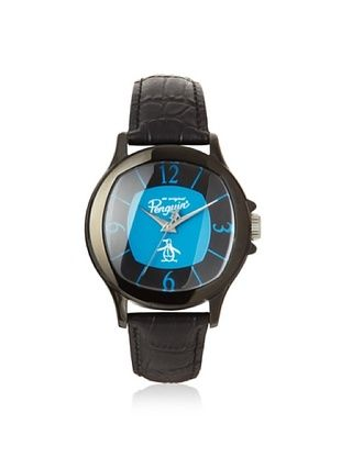 53% OFF Original Penguin Men's OP-1032-BK Sid Blue/Black Watch