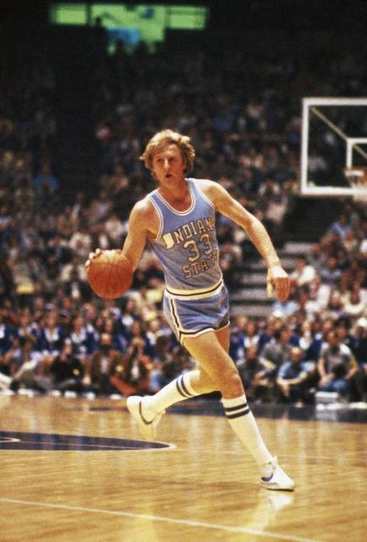 Larry Bird - Indiana St.