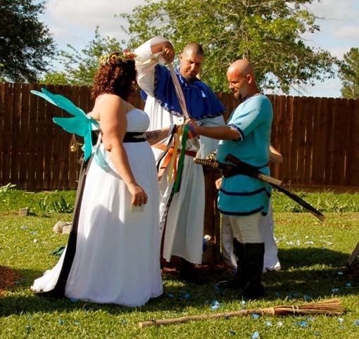 1000+ Images About Pagan And Wiccan Themed Weddings On