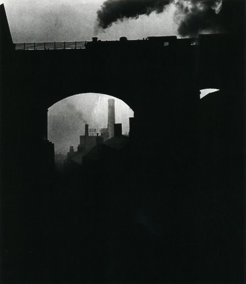 Bill Brandt Newcastle, 1937 From The Photography of Bill Brandt