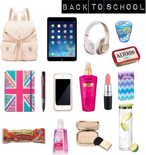 Back to school | Essentials