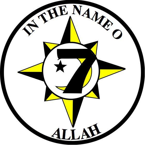 symbol of the 5 percent nation