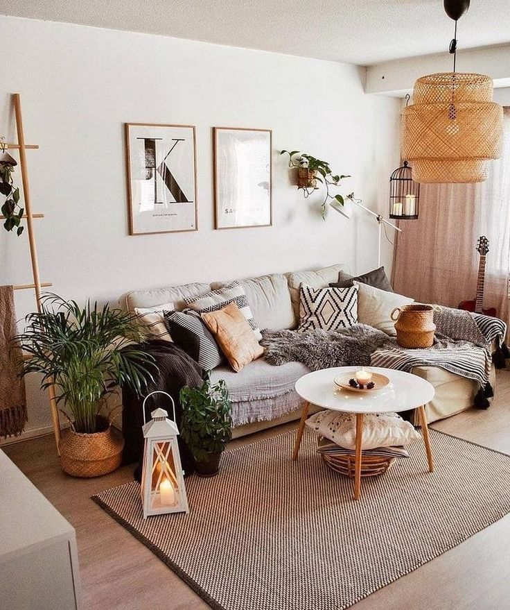 Bohemain stylish home decoration