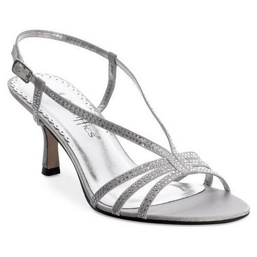 Wedding Shoes. Wedding footwear for the whole wedding party. results # sort. Filter. Talaria Premium Folding Flats. soft white + 3 more colors. $ View More Curvey Satin and Silver Bridal Pump. ivory. $ $ View More.