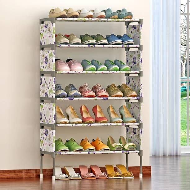 12 Pair Stackable Shoe Rack Storage 4 Layer At Rs 349 Couponndeal Shoerack Shoestand Shoe Rack Stackable Shoe Rack Home Storage Organization