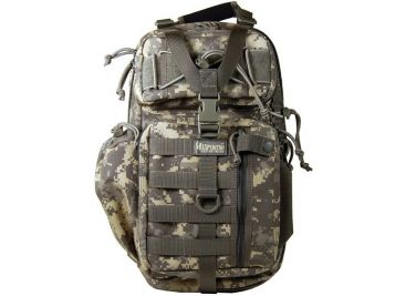 Maxpedition Sitka Gearslinger Backpack - Digital Foliage Camo