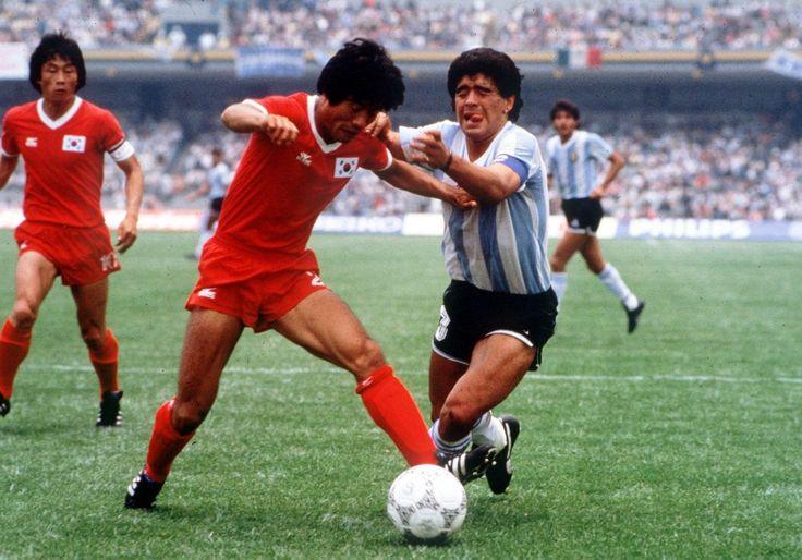 Corea vs Argentina,1986.