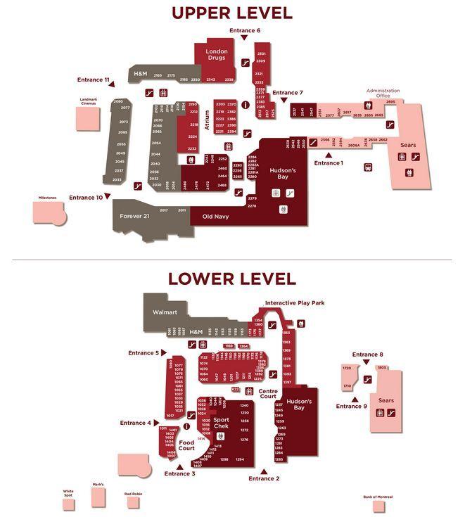 Lancaster Mall Shopping Plan Mall Lancaster St John