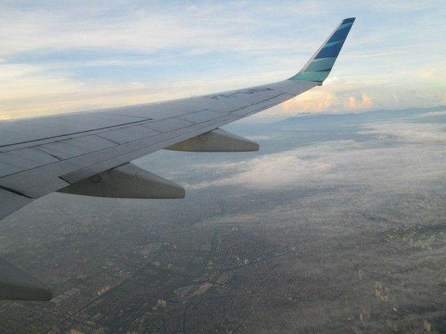 Fly with Garuda