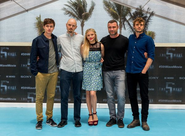 Chloe Grace Moretz Photos - Summer of Sony Pictures Entertainment 2015 - Day 1 - Zimbio