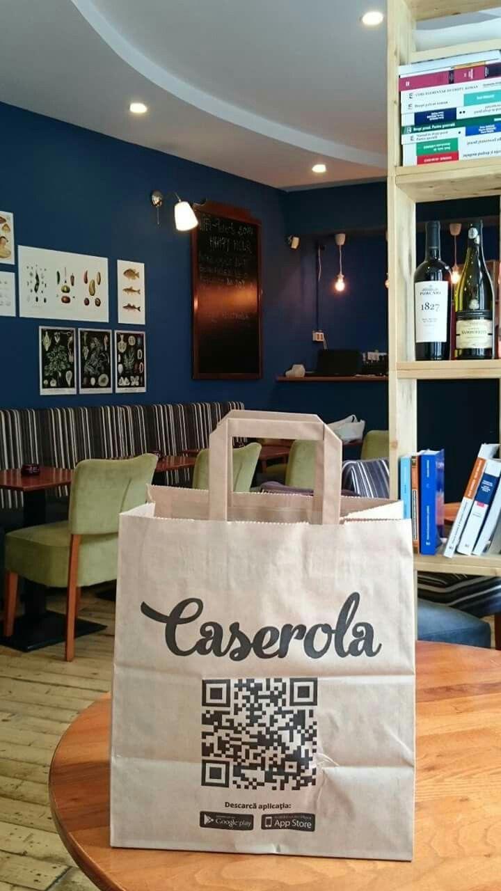 Începând de astăzi, mâncarea delicioasă cu care te-am obișnuit la Peter's Kitchen o poti comanda si la birou prin Caserola!  Așteptăm comenzile dumneavoastră!