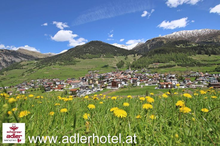 Der Sommer in Nauders am Reschenpass