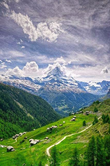 Matterhorn, Switzerland  http://www.zorpia.com/