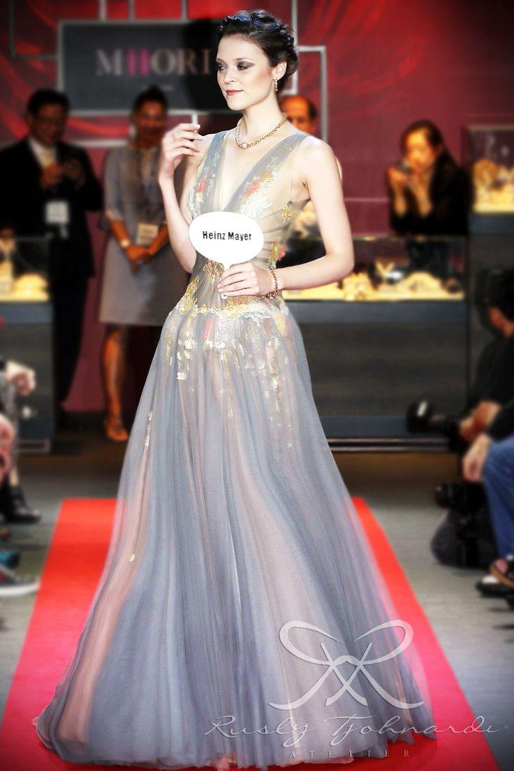 #lace #tulle #couture #fashion #hautecouture #fashionshow #promdress #cocktail #dress #redcarpet #glam #gala #glamour #glamorous #look #redcarpetlook #redcarpetfashion #ruslytjohnardi #ruslytjohnardiatelier #makeup #cledepeau #hairdo #actionhairsalon #fashionideas #outfit #fashioninspiration #fashiondesigner #fashiondesign #singapore #grey #gray #pleats