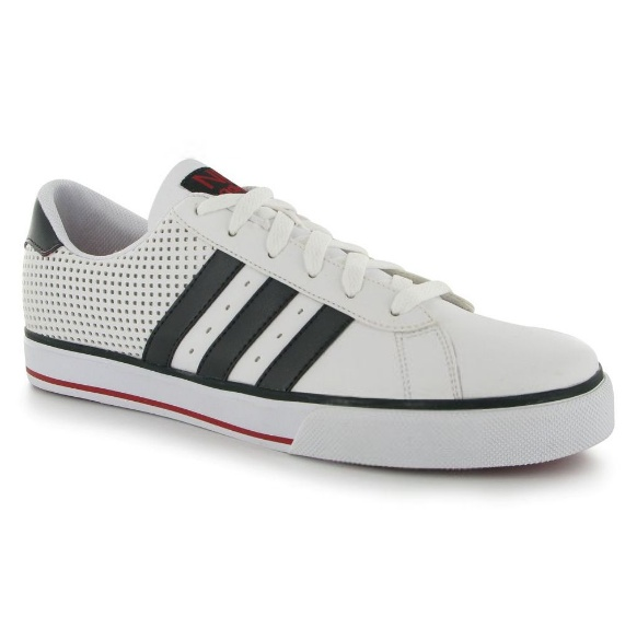 Adidasi Adidas Daily Structure Mens White