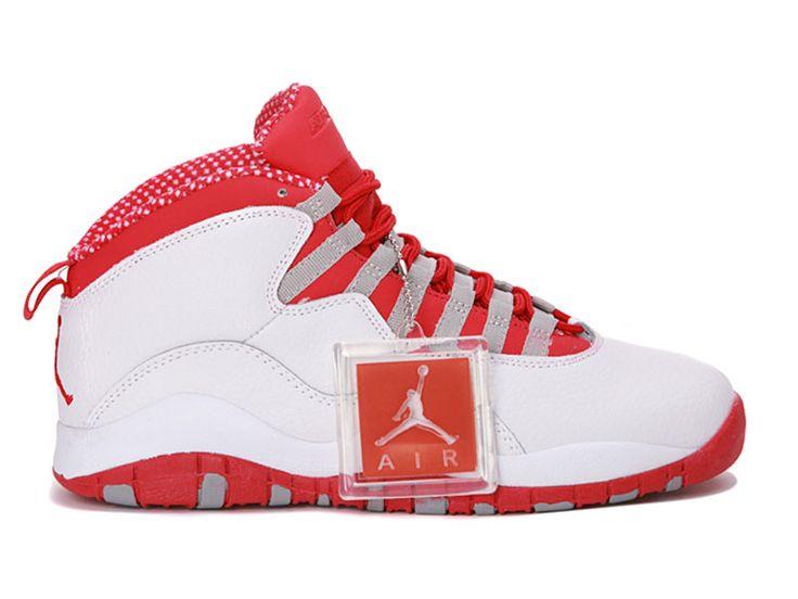 Air Jordan 10/X Retro GS - Chaussure de Basket-ball Pour Femme/
