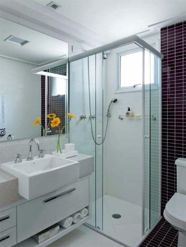 Medidas importantes e ideias de distribuição no Banheiro   Simples Decoracao   Simples Decoração