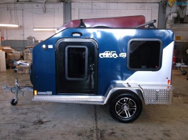 2016 Micro-Lite Car-Go Lite Ultra Light Travel Trailer