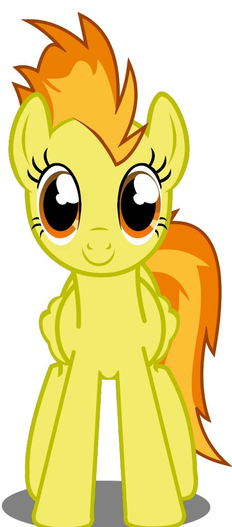 Spitfire My Little Pony Flash Pony Puppet Rigs Mlp My Little