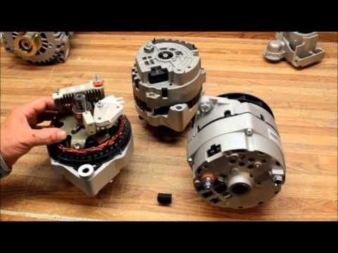 permanent magnet alternator ( alternator repair and modifications ) - YouTube