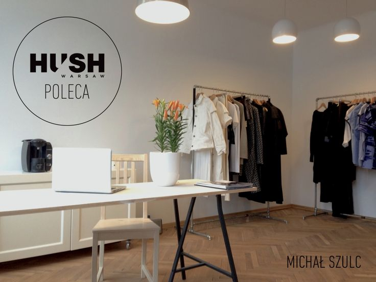 Michał Szulc- designers boutique and showroom in Warsaw recommended by HUSH Warsaw.
