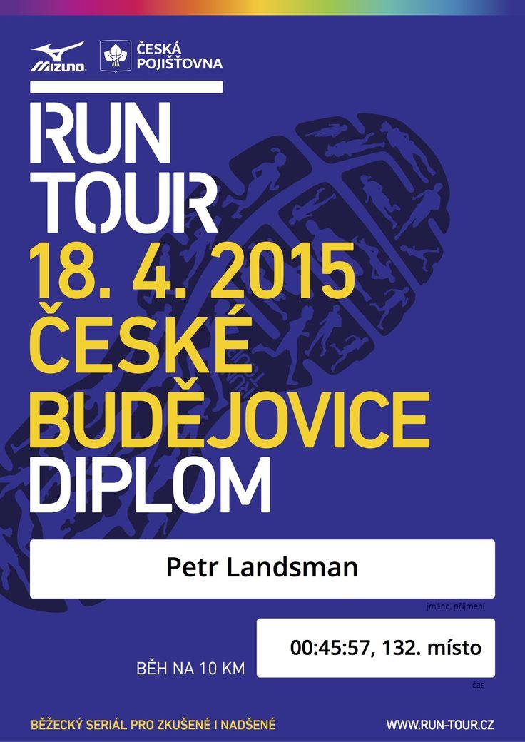 Run Tour 2015: České Budějovice
