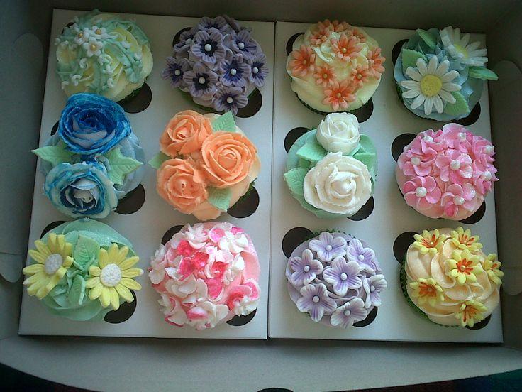 Blooming Nice cupcakes